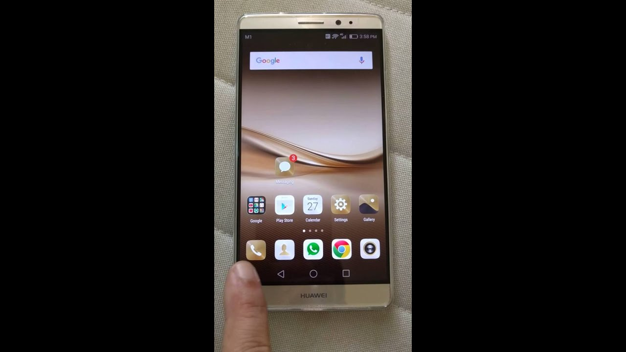 Huawei Phone Emui Emotion Ui How To Restore Phone Dialer Icon If You
