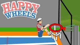 Happy Wheels - Basketball Star