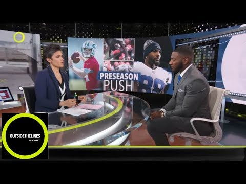 Ryan Clark examines Josh Norman-Sam Darnold, Jalen Ramsey, Dez Bryant NFL storylines   OTL   ESPN
