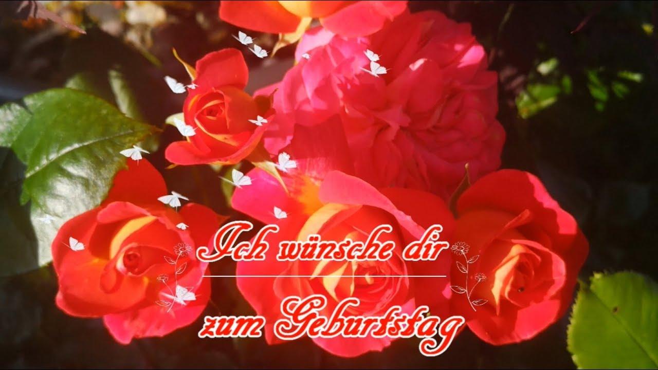 Geburtstagsgrusse Fur Das Geburtstagskind Liebe Grusse Von Mir