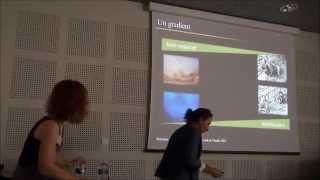 Odile Petit & Léa Briard -  Workshop SNAAS 2013 (Social Network Analysis in Animal Societies)