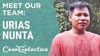 Urias Garcia Nunta - Our Shipibo Curandero at Casa Galactica