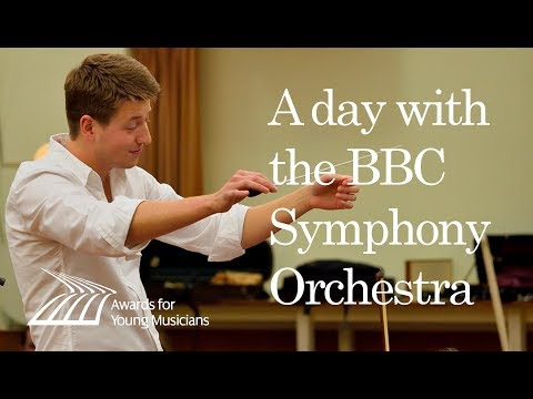 A day with the BBC Symphony Orchestra