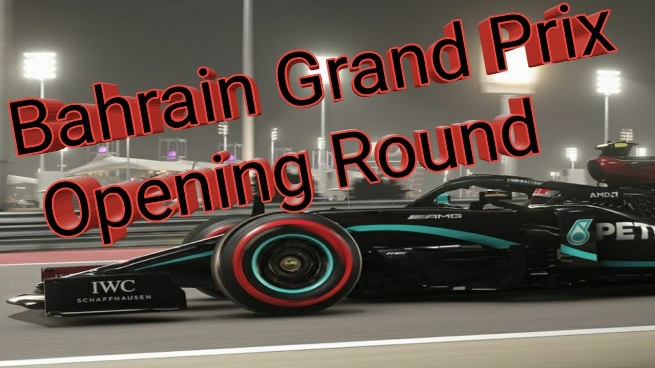 Download F1 Manager| Bahrain Grand Prix Opening Round
