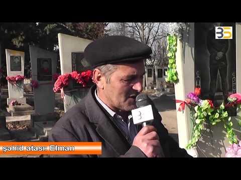 Aşağı Quşçuda daşı çatlamış şəhid məzarları... - Reportaj