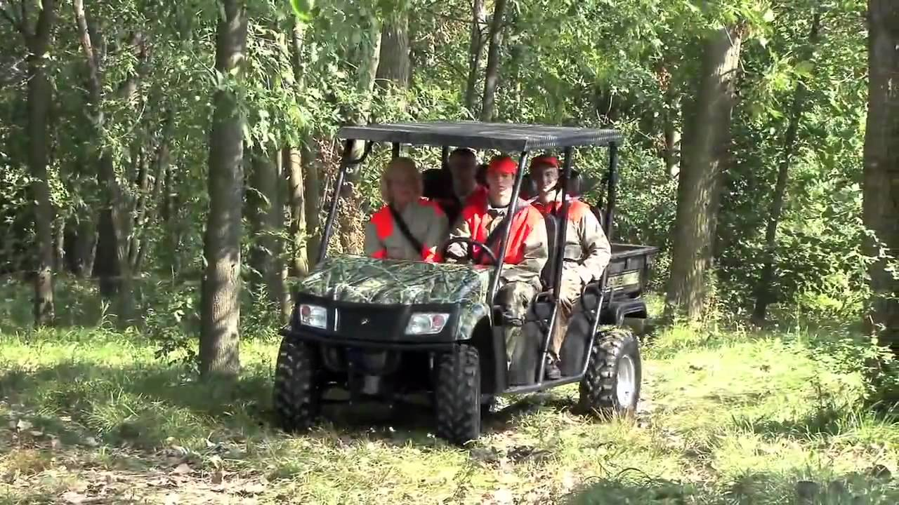 American SportWorks Landmaster Crew Cab Hybrid Part One