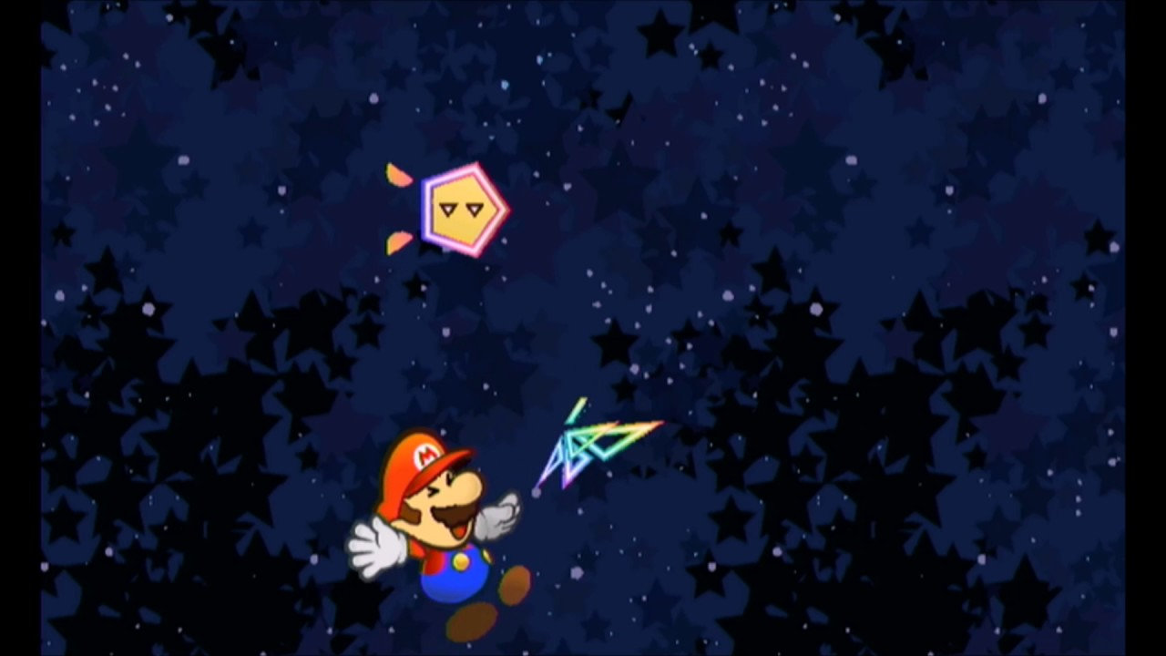 Super Paper Mario Episode 21 Purity Heart Pillar 4 And Chapter 4 ...