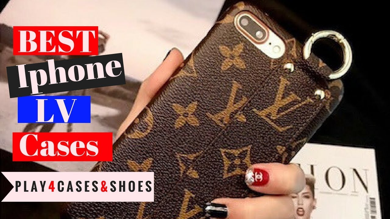 on sale fc646 993f8 For Iphone 5S 6S 7 8 X Luxury Louis Vuitton USA PHONE CASES