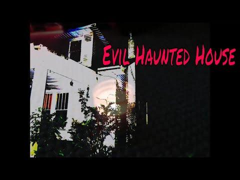 Evil Ghost House, DEMON @ 12:36 OMG EVP'S, GROWLS, Warning