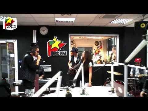 GLANCE feat. Mandinga - Cinema (by KAZIBO) LIVE @ Alarma ProFM