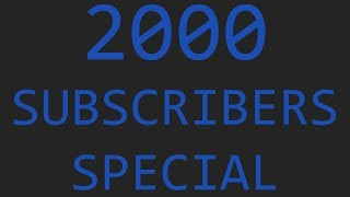 Thank you & about my upload schedule
