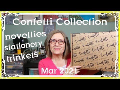 Confetti Collection -
