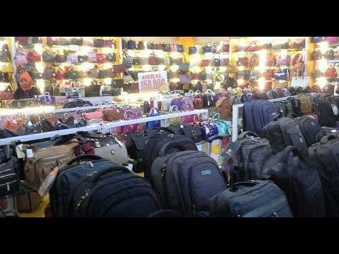 Belanja Tas Murah dan Berkualitas di Pasar Baru Bandung Trade Centre