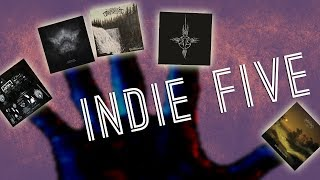 Black metal and dungeon synth releases on Indie Five 28/2019 [BLACK METAL / DUNGEON SYNTH REVIEWS]