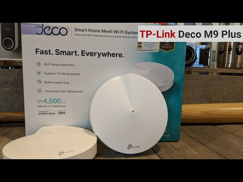 Best Mesh Network of 2018!? Review of TP-Link Deco M9!