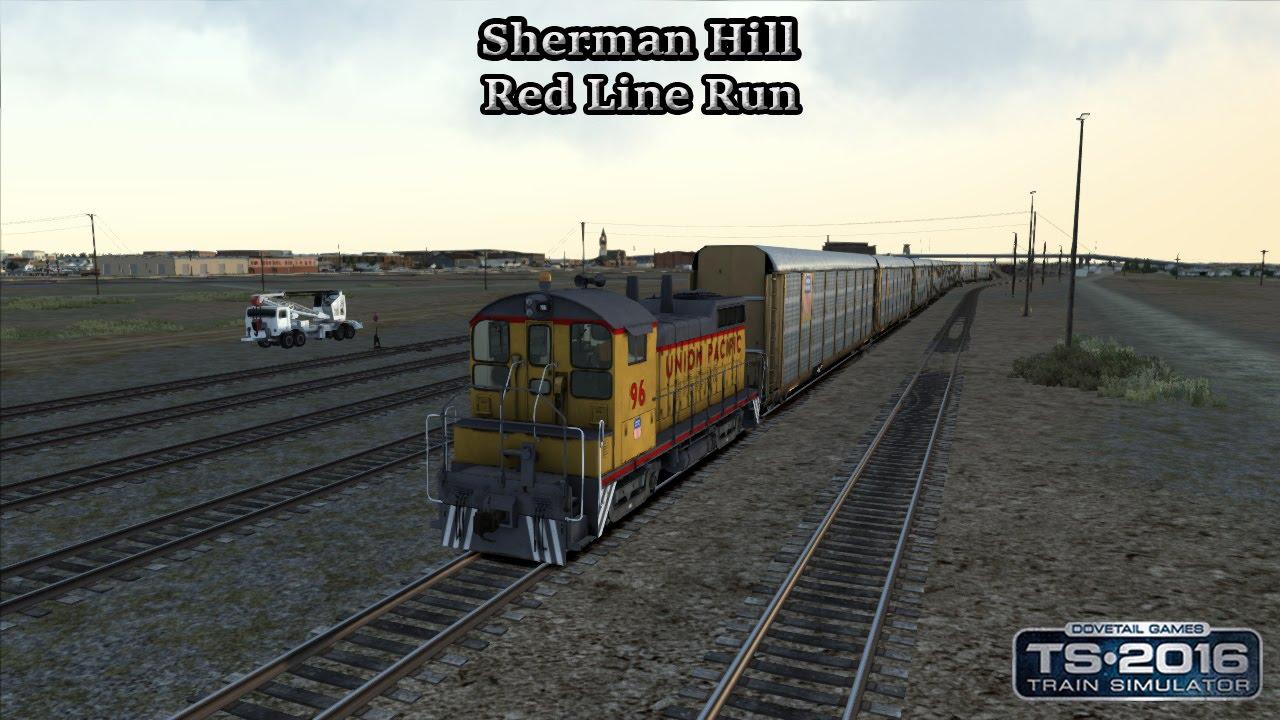 Train simulator free scenarios games