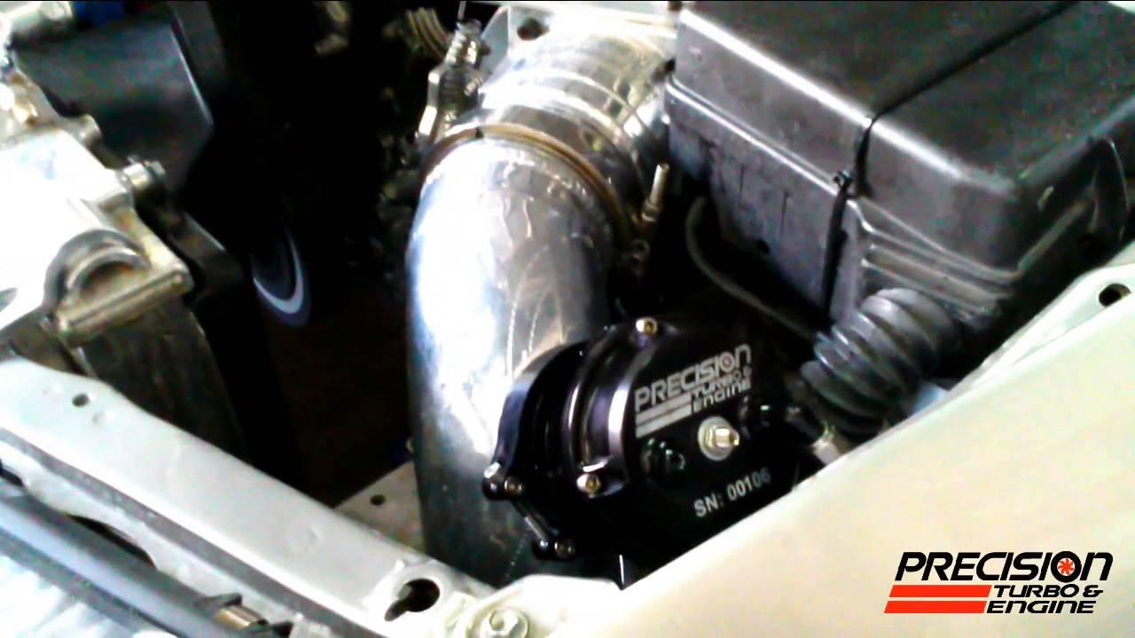 Precision Turbo PB64 64mm Race Blow Off Valve