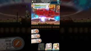 F2P SAO MD - [Night Sky Ranking Event] 1:03 No Damage Taken