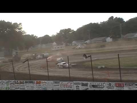 7-20-13 Jackson County Speedway Heat