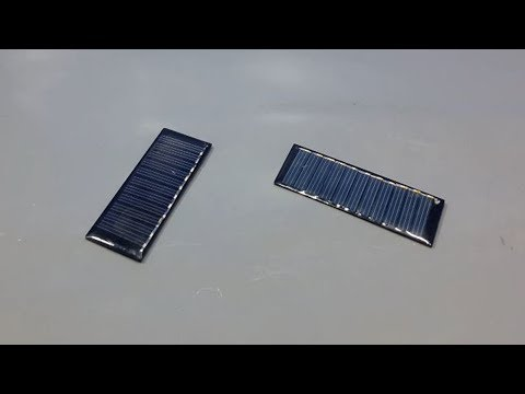 how to make 100% free energy generator with solar panels at home _ science experiment