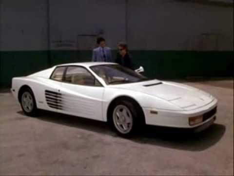 You Can Buy the Miami Vice Ferrari Testarossa for $1.75 Million
