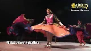 Chakri Dance - Rajasthan