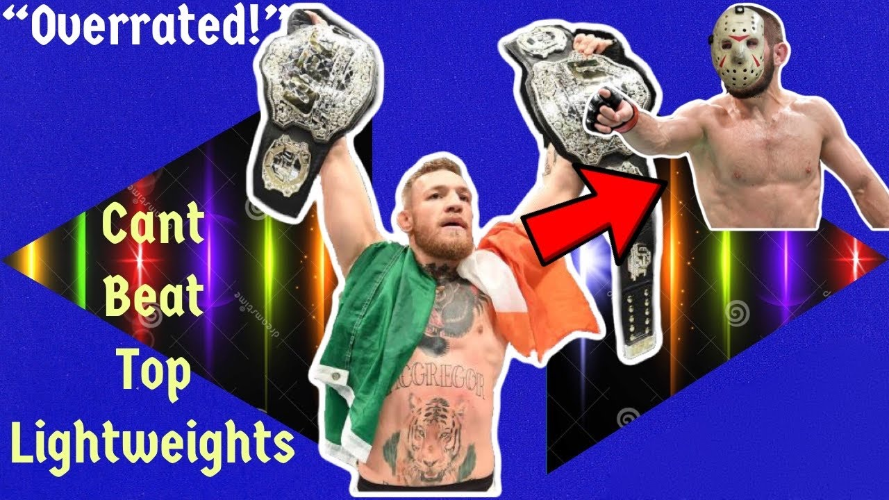 Was Conor McGregor overrated? How UFC 257 loss impacts his ...