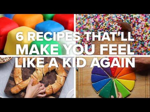 6 Recipes That'll Make You Feel Like A Kid Again • Tasty Recipes