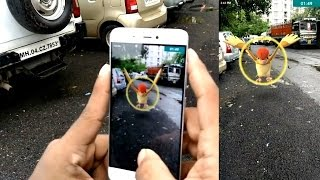 Tricks: How to catch pokemon in India?