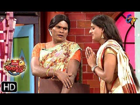 Chammak Chandra Performance | Extra Jabardasth | 25th January 2019   | ETV Telugu