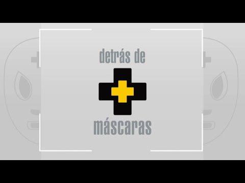 +Lucha | Detrás de Máscaras, en Taquería Chabelo