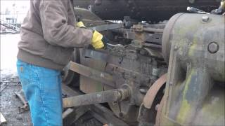 Jones & Laughlin 58 Steam Locomotive Restoration  January 19 Update