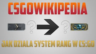 JAK DZIALA SYSTEM RANG W CS:GO