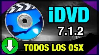 Mac Osx   Crea Dvds Con Idvd 7.1.2