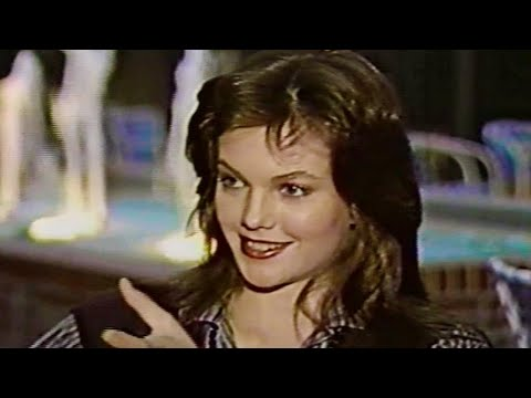 Diane Lane at age 19 excited about 𝙎𝙩𝙧𝙚𝙚𝙩𝙨 𝙤𝙛 𝙁𝙞𝙧𝙚 role 1984