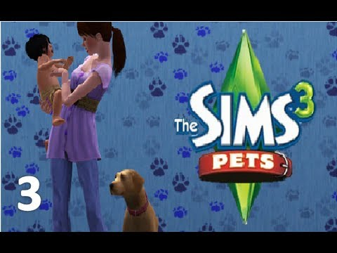 The Sims 3 Pets    Meet the Family! from YouTube · Duration:  28 minutes 29 seconds