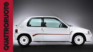 Peugeot 106 rallye 1993 raccontata da paolo andreucci - quattroruote