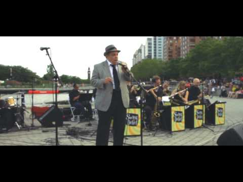 Peter Cafasso - Too Marvelous For Words (Live at Sinatra Park, Hoboken)