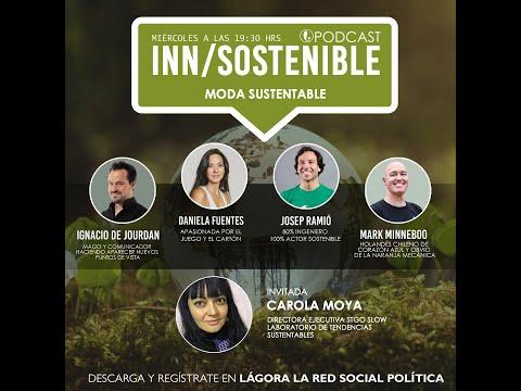 Podcast InnSostenible - Carola Moya de StgoSlow - Moda Sustentable - www.lagora.cl