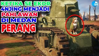Download ANJING LIAR MENJADI PAHLAWAN DI MEDAN PERANG I ALUR CERITA FILM ANIMASI STUBBY AND AMERICAN HERO