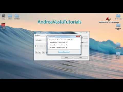 Come Modificare/Tagliare una Traccia Audio (Metodo Semplice)