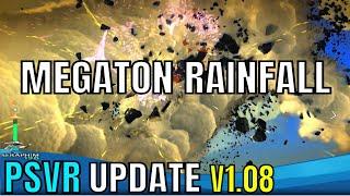 Megaton Rainfall | PSVR | UPDATE 1.08