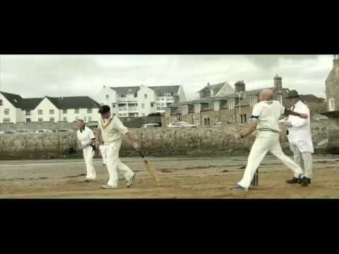 Beach Cricket - The Ship Inn at Elie