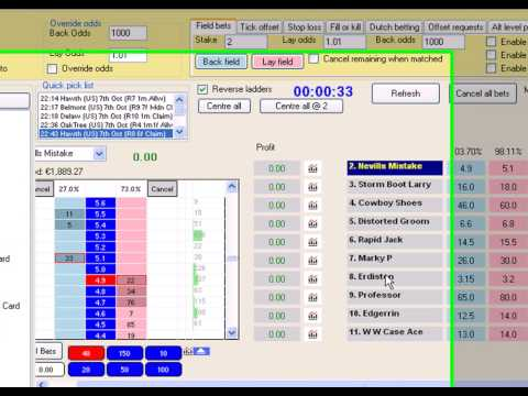 Bet Assistant Software