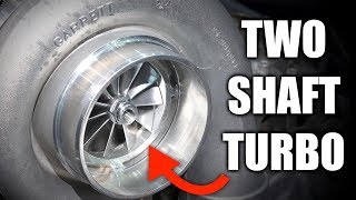 Are Two-Shaft Turbos Better Than Sequential Turbochargers