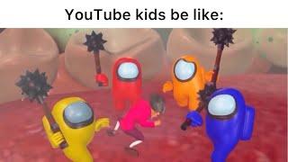 YouTube kids be like screenshot 5