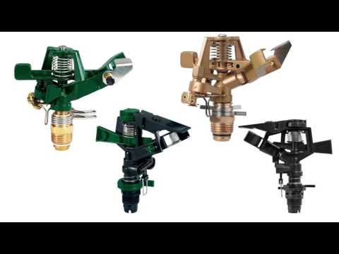 How To Adjust An Impact Sprinkler