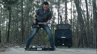 Thousand Foot Krutch- Welcome to the Masquerade- Guitar Audition- Brandon Watson