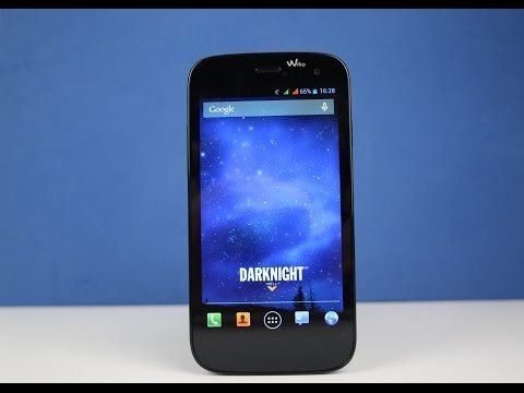 Wiko Darknight - Full Review deutsch