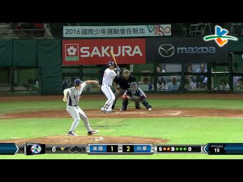 2016 Kyle Wright 95mph in Taiwan